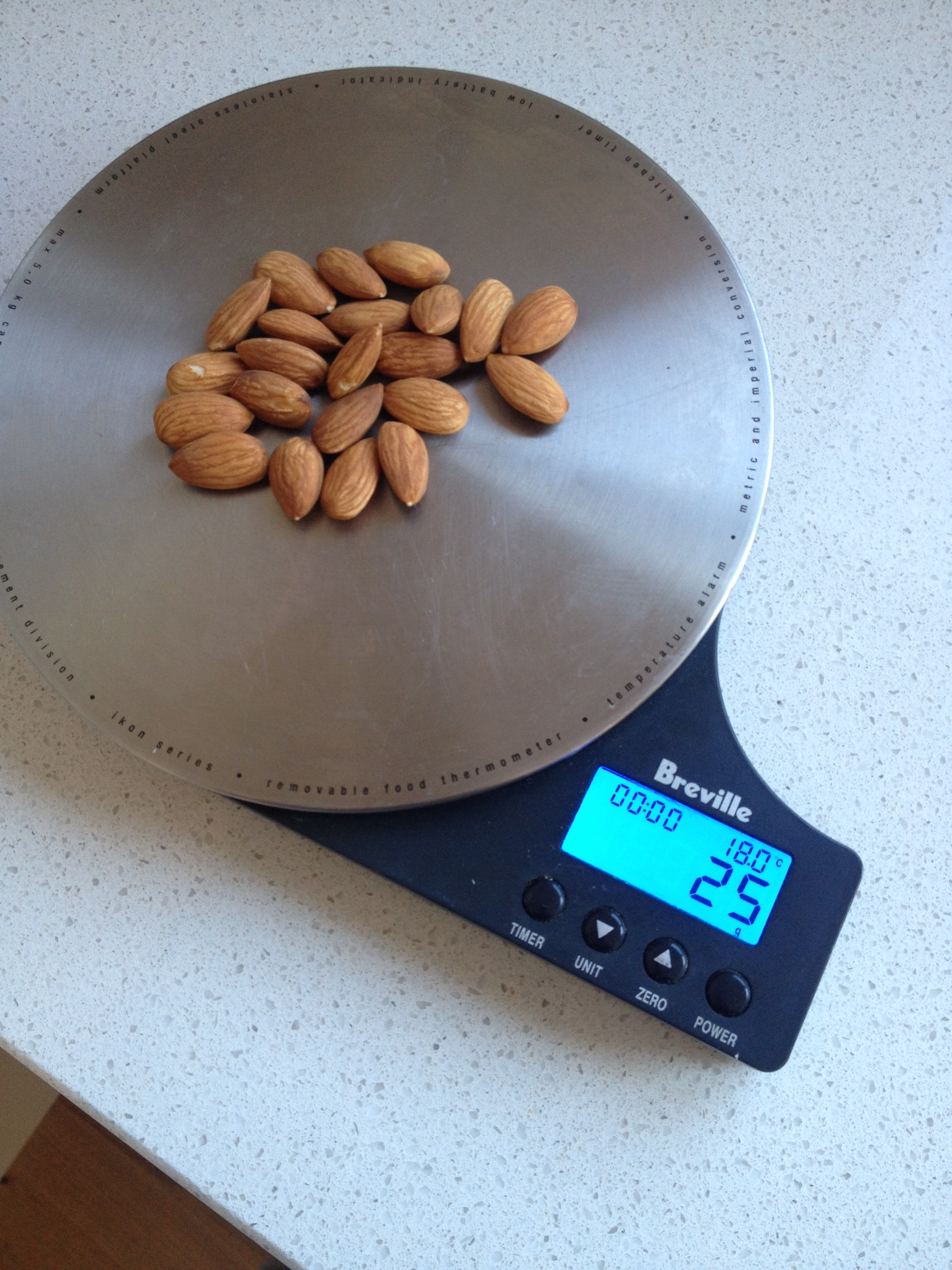 Nuts – bursting with vitamins and minerals