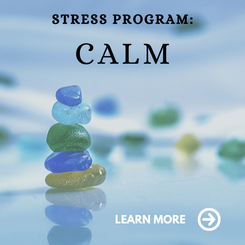CALM: Stress Program. Kerrie Fatone Geelong
