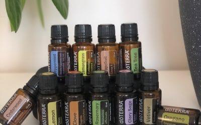 Ancient essential oils